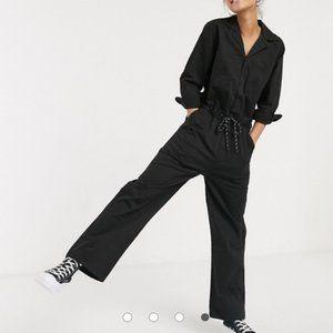 Levi's Luella jumpsuit size small black
